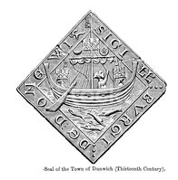 Seal - Stamp,Middle Ages,Sa...