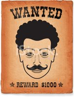 Obsolete,Wanted,Human Face,...