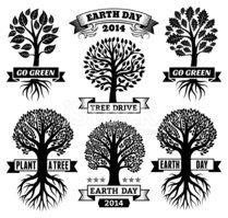 Placard,Banner,Tree,Earth D...