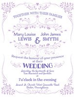 Wedding,Invitation,Design,F...