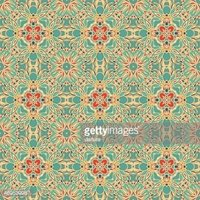 Seamless oriental pattern (vector)