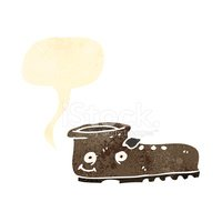 Shoe,Boot,Clip Art,Speech C...