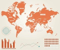 World Map,Map,Earth,Sparse,...