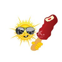 Ice Cream,sunglass,Heat - T...