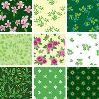 Herb,Floral Pattern,Texture...