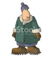 Winter Coat,Cartoon,Clothin...