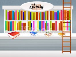 Library Clipart Images High Res Premium Images