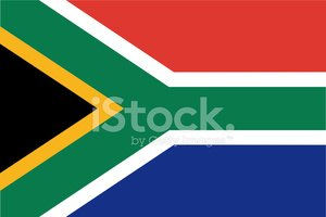 South African Flag,Nelson M...