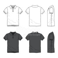 Polo Shirt,template,Vector,...