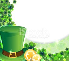 Luck,Hat,Backgrounds,Green ...
