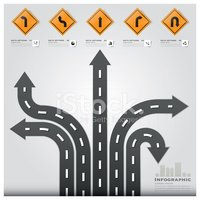Infographic,Street,Road,Tra...