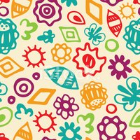 Abstract,Ornate,Doodle,Ilus...