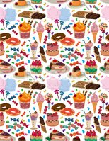 Backgrounds,Food,Donut,Love...