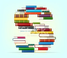 Stack,Book,Text,Letter S,Ty...