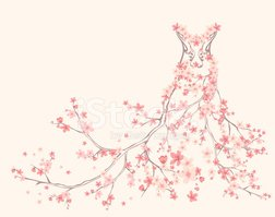 Flower,Dress,Springtime,Eve...