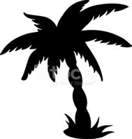 Palm Tree,Vector,Palm Leaf,...