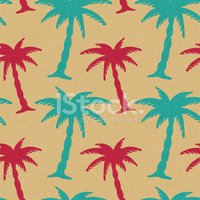 Pattern,Coconut Palm Tree,P...