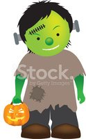 Halloween,Vector,Cute,Pumpk...