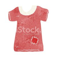 Cheerful,patched,Clip Art,C...