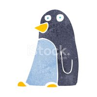 Christmas,Clip Art,Penguin,...