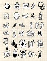 Doctor,Doodle,Fever,Radioac...