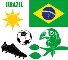 Soccer Shoe,Brazil,Cultures...