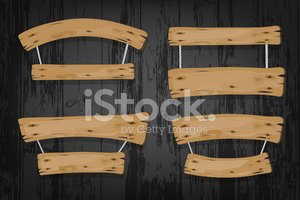 Frame,Cartoon,Rope,Wood - M...