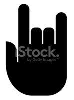 Hand Sign,Music,Punk,Ilustr...