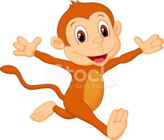 Ape,Monkey,Running,Jogging,...
