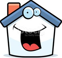 Smiling,House,Vector,Real E...