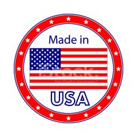 Made In The Usa,Flag,Sign,B...