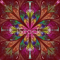 Clip Art,Abstract,Digitally...