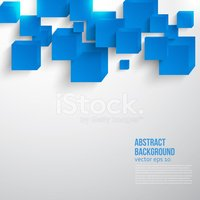 Geometric Shape,Blue,Backgr...