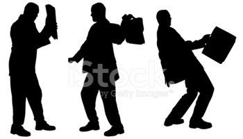 Businessman,Bag,Manager,Wal...