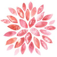 Single Flower,Abstract,Wate...