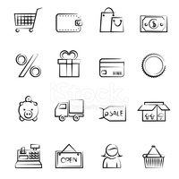 Computer Icon,Gift,Shopping...