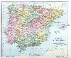Map,Cartography,Engraved Im...