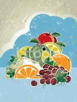 Ilustration,Healthy Eating,...