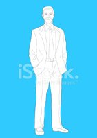 Line Art,Businessman,Men,Dr...