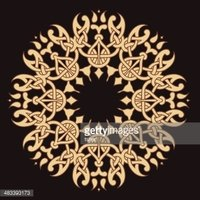 Decor,Symbol,Textured Effec...