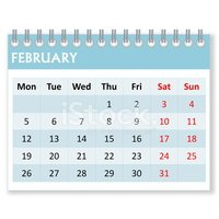 Calendar,Monthly,Red,Appoin...