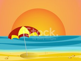 Tropical Climate,Sunset,Blu...