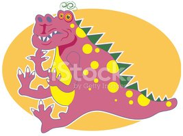 Dragon,Dinosaur,Cartoon,Pin...