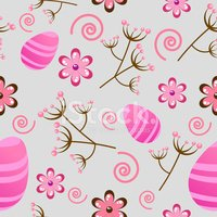 Easter,Vector,Decoration,Ab...