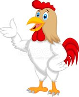 Rooster,Cockerel,Red,Happin...