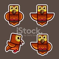 Owl,Zoo,Characters,Bird,Abs...