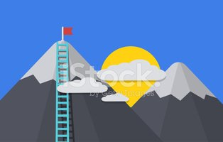 Abstract,Ladder,Ilustration...