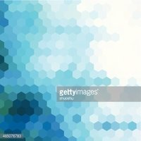 Blue,Hexagon,Pattern,Backg...