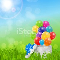 Balloon,Birthday,Surprise,B...