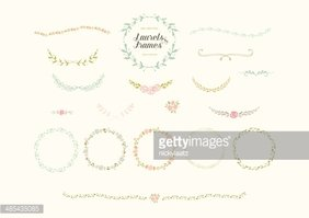 Laurels and Frames
